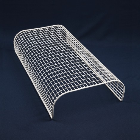 Aiano THG23 treble tubular guard wall mounted