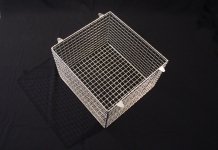MS Guardio provides AIANO wire mesh light guards for floodlight fittings