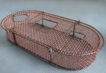 Bespoke and customised guards are an important part of MS Guardio's world of wire mesh guards
