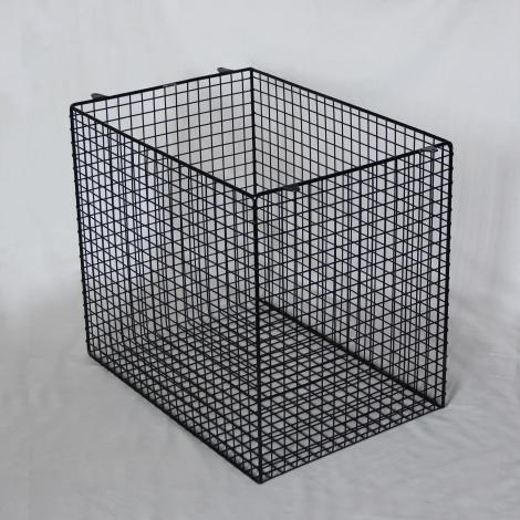 QXD1500-AIA-BLK quartz heater guard – back view