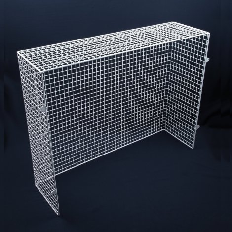 Aiano SCH18 storage heater guard – back view