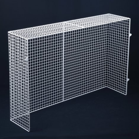 Aiano SCH24 storage heater guard – back view