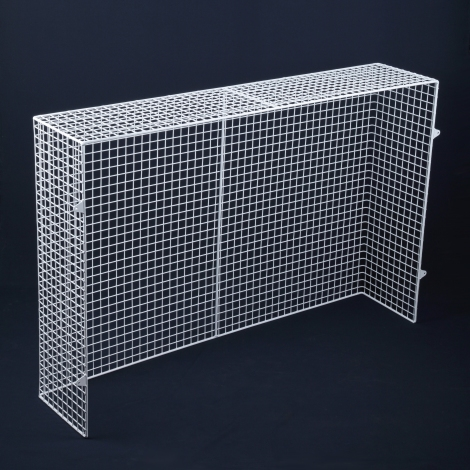 Aiano SH24 storage heater guard – back view