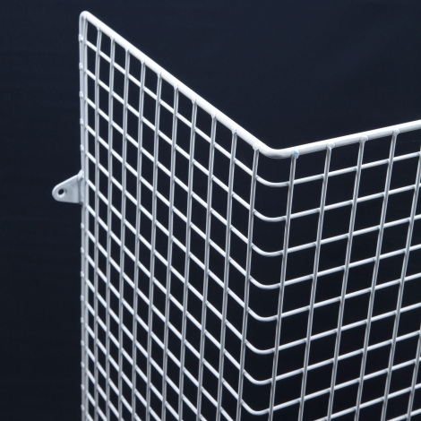 Aiano SH6 storage heater guard – detailed view