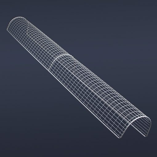 Aiano STG41 double tubular guard based on background