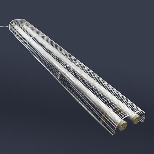 Aiano STG62 tubular guard – on heater