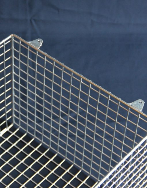 Aiano FLMAXI large galvanised bulkhead guard – detailed view